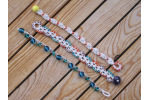 New 40 Photos Crochet Bracelet with Beads