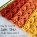 Amazing 48 Pics Crochet Cables