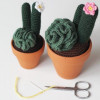 Great 40 Pictures Crochet Cactus Free Pattern