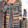 Perfect 41 Ideas Crochet Cardigan Pattern
