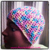 Contemporary 46 Images Crochet Chemo Caps