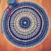 Amazing 43 Images Crochet Circle Rug