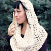 Awesome 42 Pics Crochet Cowl Scarf
