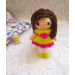 Adorable 42 Ideas Crochet Doll Patterns