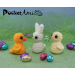 Charming 45 Pics Crochet Easter Patterns