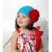 Beautiful 47 Ideas Crochet Flower Pattern for Hat