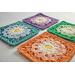 Amazing 42 Ideas Crochet Granny Square Blanket Patterns Free