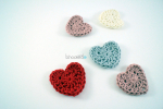 Wonderful 40 Models Crochet Heart Pattern