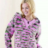 Awesome 43 Images Crochet Hoodie
