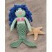 Delightful 49 Ideas Crochet Mermaid Doll