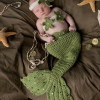 Contemporary 36 Photos Crochet Mermaid Outfit