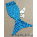 Adorable 47 Pictures Crochet Mermaid Tail