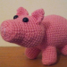 Gorgeous 41 Images Crochet Pig Pattern Free