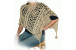 Amazing 43 Models Crochet Poncho Patterns for Beginners
