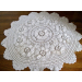 Beautiful 41 Pictures Crochet Round Tablecloth