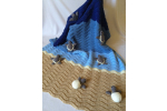 Awesome 47 Photos Crochet Sea Turtle Blanket