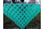 Perfect 46 Images Crochet Shawl