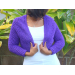 Awesome 42 Images Crochet Shrug Pattern