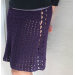 Amazing 45 Pics Crochet Skirt