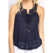 Perfect 47 Images Crochet Sleeveless top