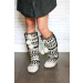 Innovative 43 Pics Crochet Slipper socks Pattern