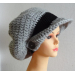 Charming 45 Images Crochet Slouchy Beanie