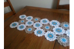 Amazing 45 Pics Crochet Table Runner Patterns