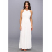 Superb 43 Models Crochet top Maxi Dress