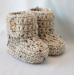 Great 49 Ideas Easy Crochet Baby Booties