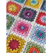 Brilliant 47 Models Crochet Flower Square