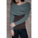 Superb 49 Images Knitted Shawl Wrap