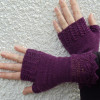 Awesome 41 Pictures Fingerless Mittens Knitting Pattern