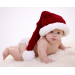 Brilliant 46 Photos Baby Christmas Hat