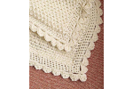Brilliant 47 Ideas Tunisian Crochet Baby Blanket