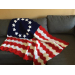 Gorgeous 42 Ideas American Flag Crochet Blanket