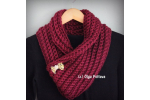 Fresh 48 Models Easy Crochet Cowl Pattern