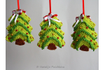 Awesome 44 Ideas Free Crochet Christmas Tree ornament Patterns