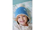 Superb 50 Images Easy Crochet toddler Hat