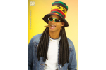 New 32 Photos Rasta Hat with Dreads