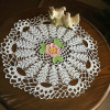 Great 42 Images End Table Doilies
