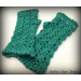 Innovative 45 Photos Fingerless Crochet Gloves