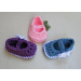 Wonderful 49 Photos Free Crochet Baby Booties