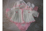 Great 50 Pictures Free Crochet Baby Layette Patterns