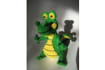 Amazing 50 Images Free Crochet Dragon Pattern