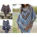 Wonderful 50 Images Free Crochet Poncho Patterns