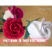 Attractive 49 Pics Free Crochet Rose Pattern