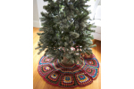 Marvelous 49 Models Free Crochet Tree Skirt Pattern
