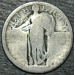 Beautiful 47 Images Standing Liberty Quarter No Date