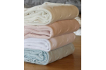 Awesome 41 Models Cotton Knit Baby Blanket