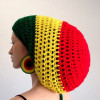 Luxury 47 Photos Crochet Rasta Hat
